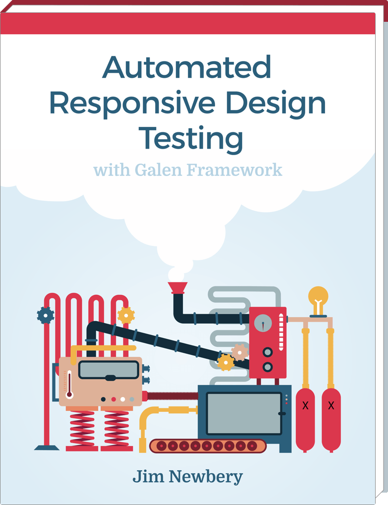 Automated Responsive Design Testing book cover